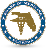 Florida Board of Medicine Seal